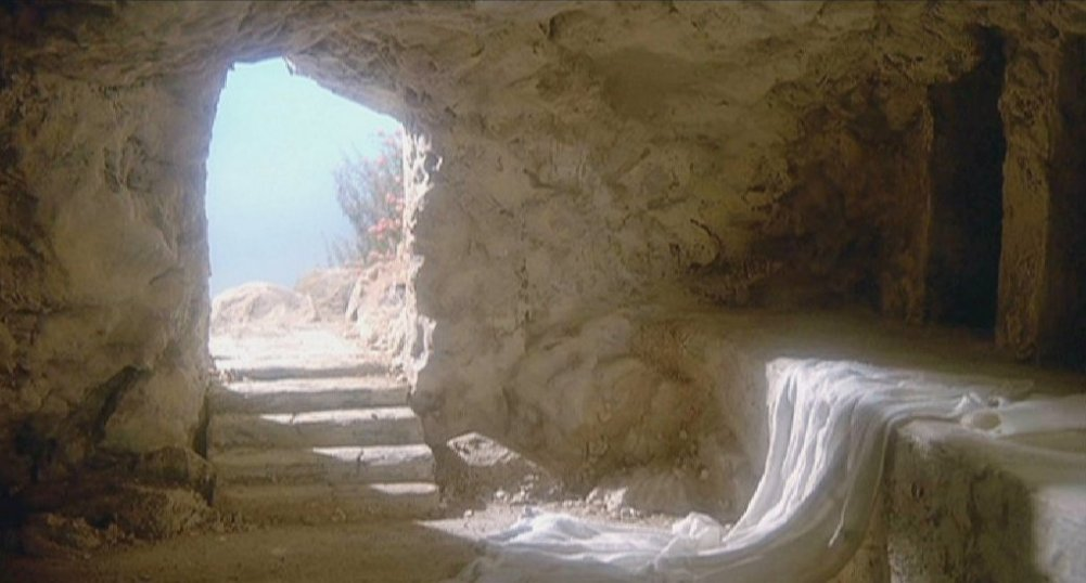 He is not here; he is risen.