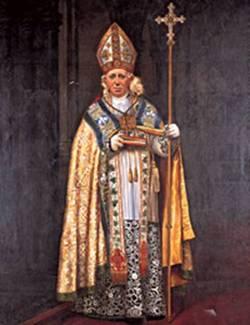 Bishop john bede polding