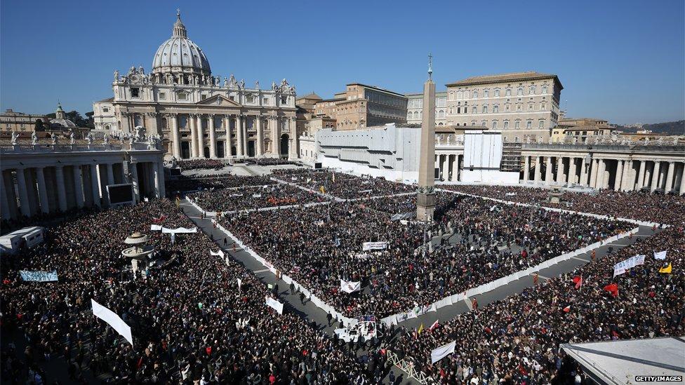 last general audience benedict XVI
