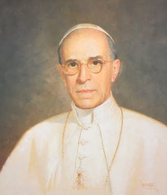 Ven Pope Pius XII