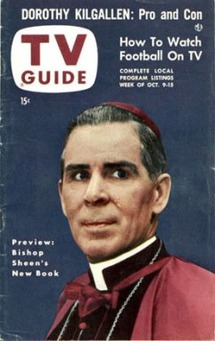 bishop_sheen_on_tv_guide