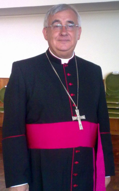 Bishop Ralph Heskett CSsR