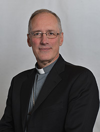 Archbishop Durocher of Gatineau (Canada)