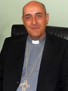 Archbishop Fernandez, Rector of the Catholic University of Buenos Aires