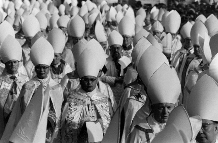 09 Vatican Ecumenical Council and Ecumenical Procession, Rome, 1962