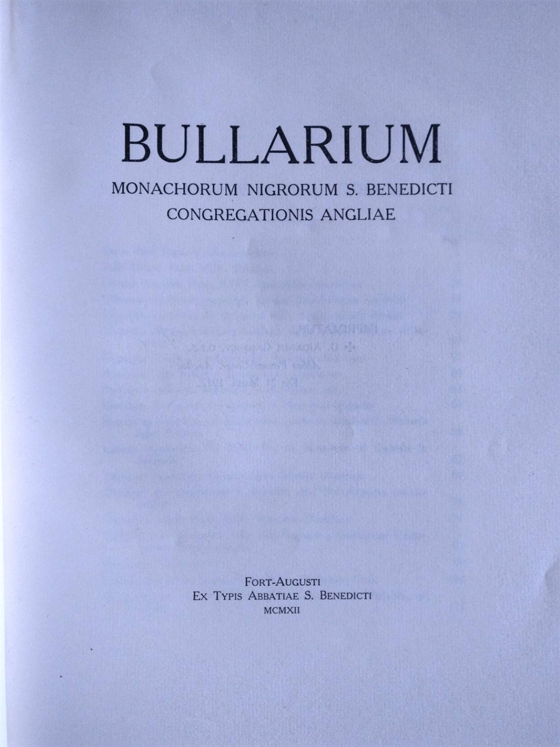 bullarium