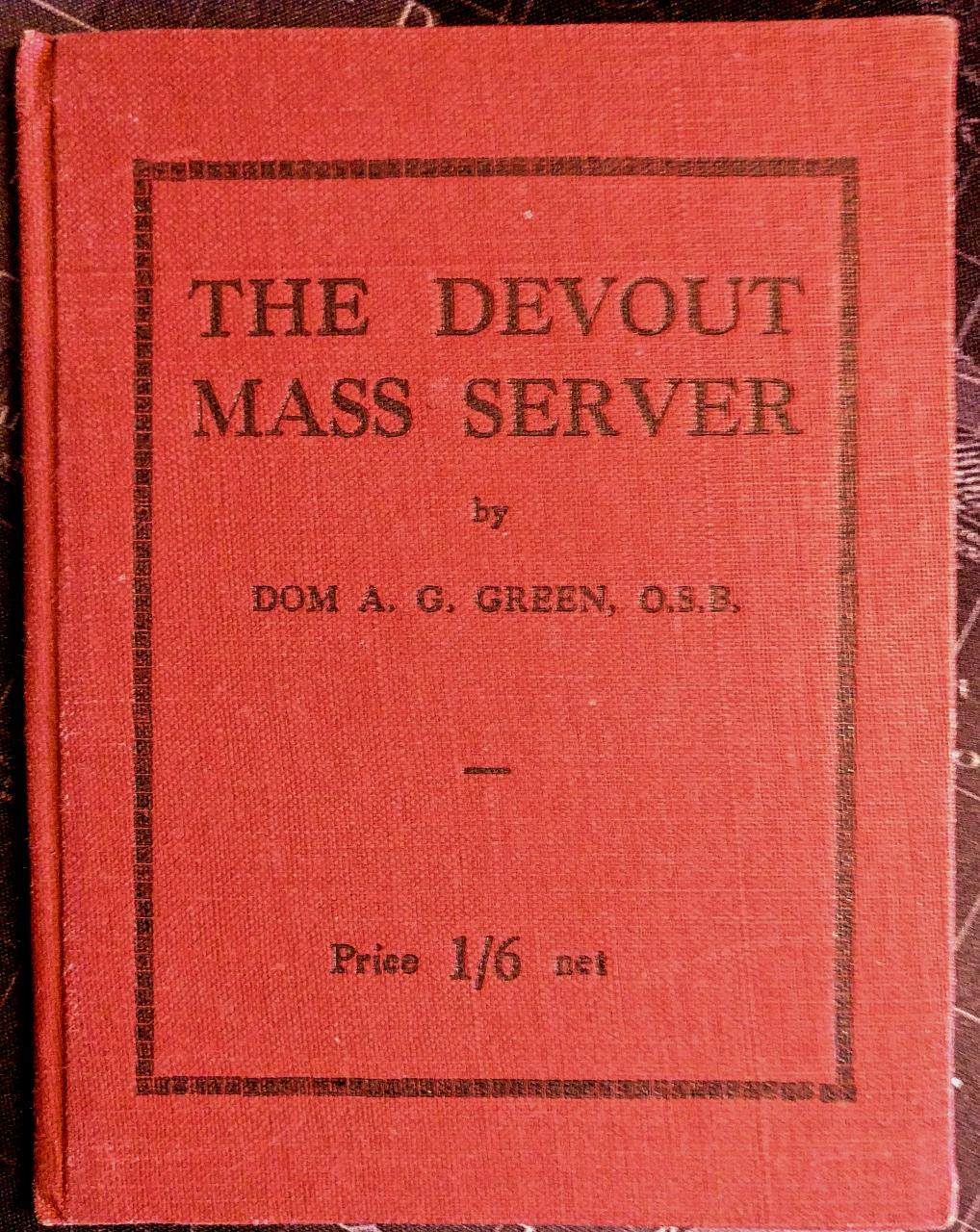 devout mass server