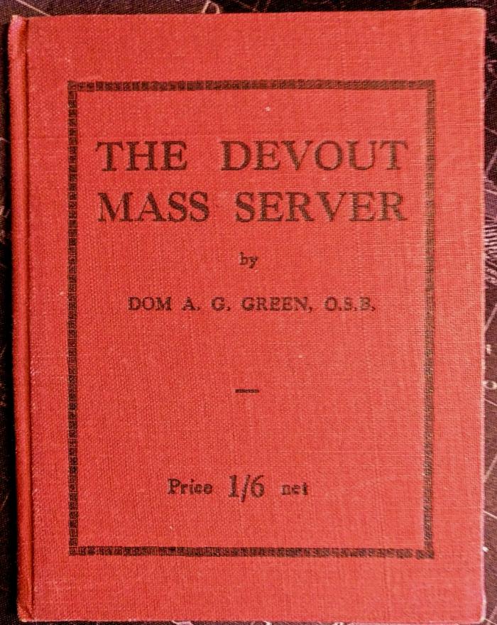 devout mass server