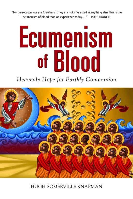 Ecumenism of Blood - final cover design